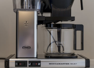 Cycle Coffee Society tutorial Moccamaster